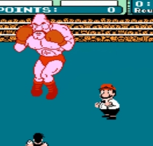 Soda popinski punch out NES Nintendo Little Mac and Mario
