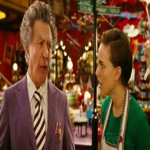 Mr magorium and Molly Mahoney Mr. Magorium's Wonder Emporium Dustin Hoffman Natalie Portman