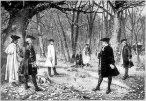 Alexander Hamilton vs Aaron burr fateful duel