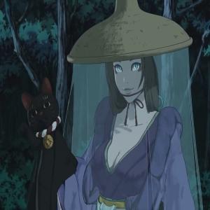 Sexy Japanese costume Catwoman Selina Kyle batman ninja dc comics