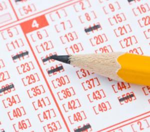 Filling in lottery picks