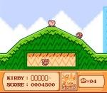 Kirby vs waddle dee Kirby's Adventure Nintendo nes