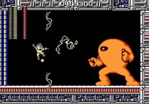 Yellow devil boss battle nes Capcom Mega man 1