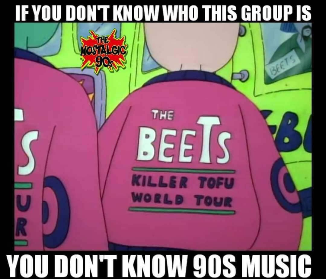 Memes Doug Nickelodeon cartoon
