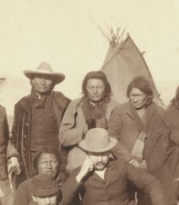 Lakota native American tribe