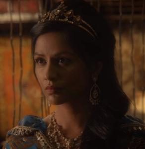 Princess Jasmine Royal gown Once Upon A Time Abc Karen David