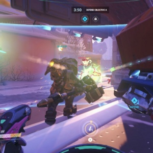 OverWatch D. VA green missile attack blizzard Xbox One Nintendo switch PS4 PlayStation 4