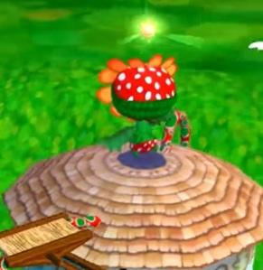 Petey Piranha first appearance Super Mario Sunshine Nintendo GameCube