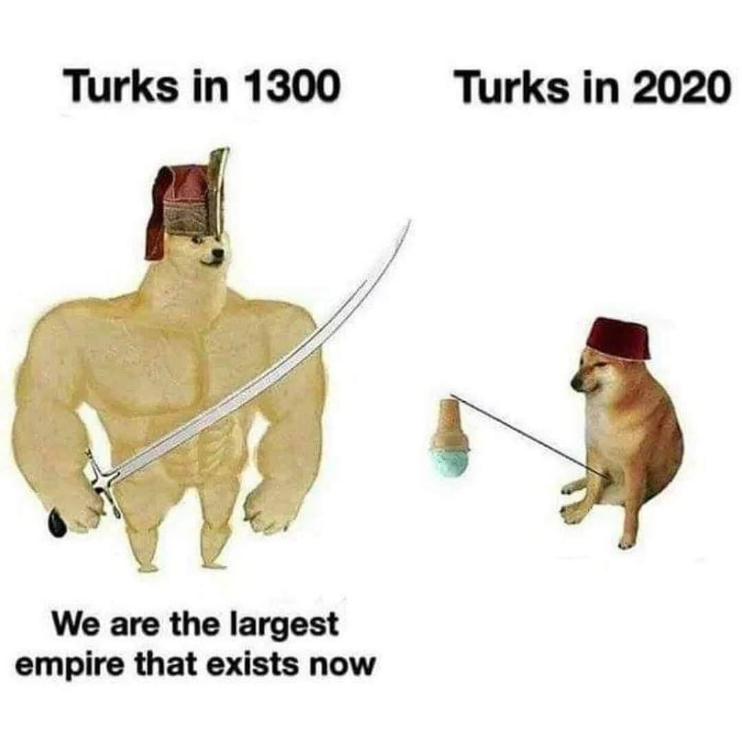Memes Ottoman empire turkey