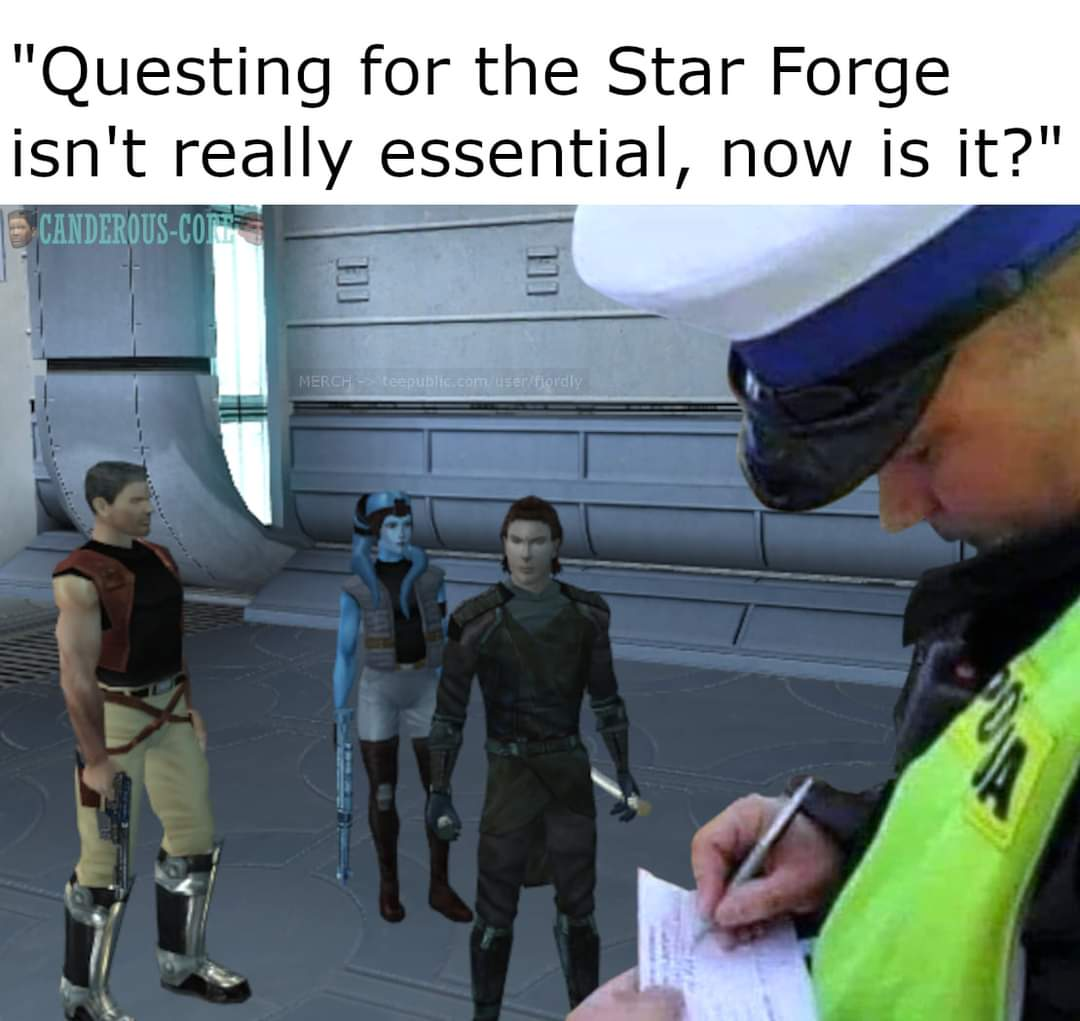 Memes Star Wars Knights of the old republic Xbox