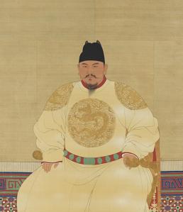 Hongwu Emperor Zhu Yuanzhang