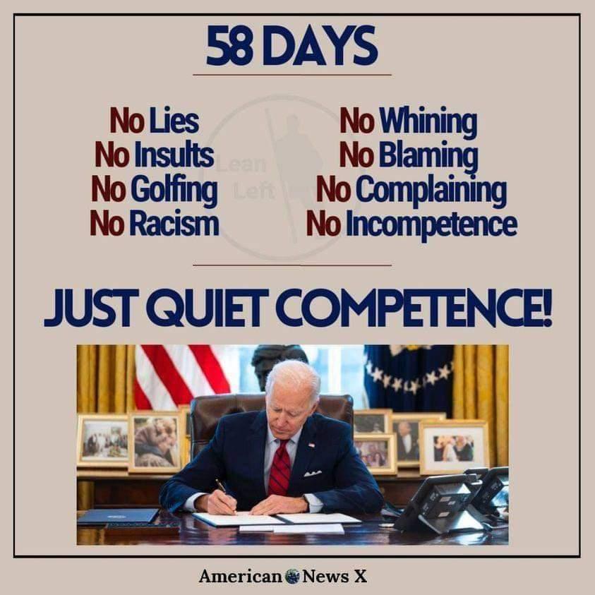Memes Joe Biden is a great president