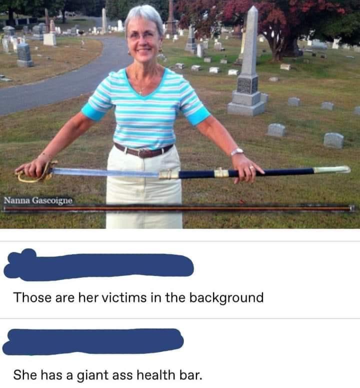 Memes The ultimate grandma