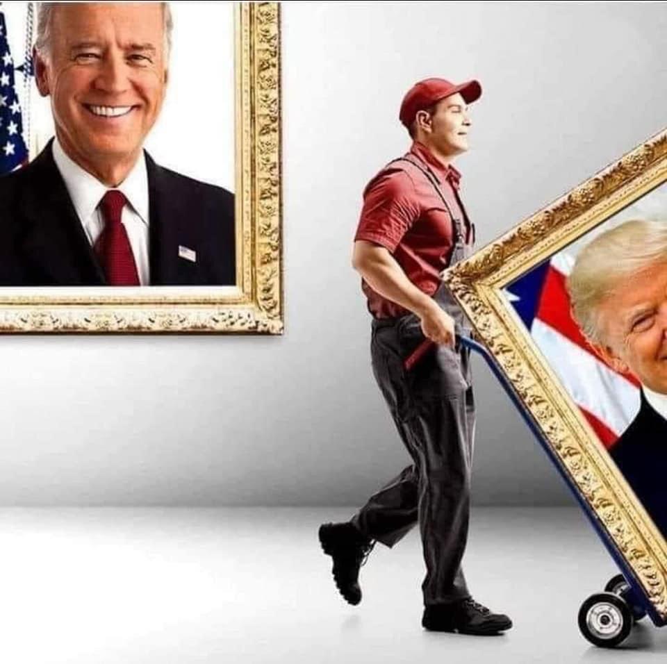 Memes joe Biden defeated Donald Trump