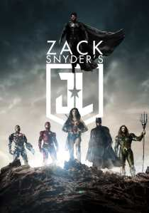 Zack Snyder's Justice League movie poster HBO max