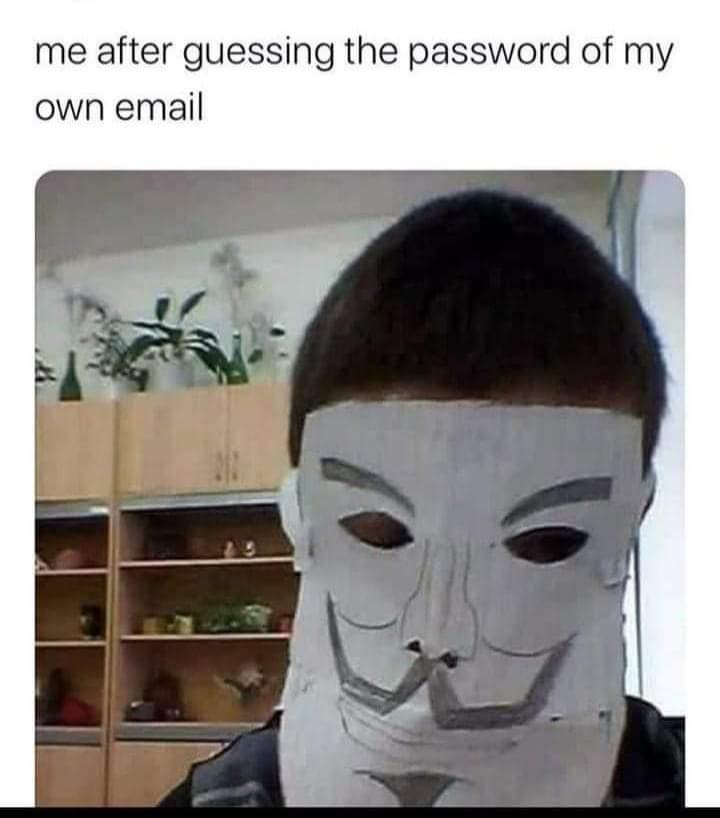 Memes V for vendetta