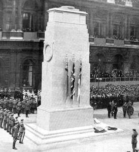 Cenotaph world war i
