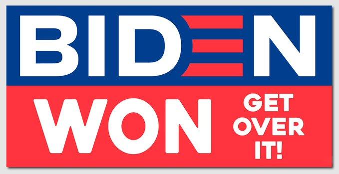 Memes Joe Biden won get over it