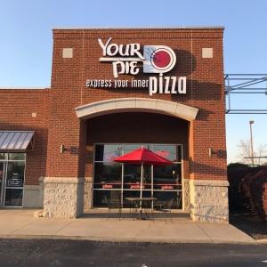 Your Pie pizza woodruff road Greenville South Carolina usa
