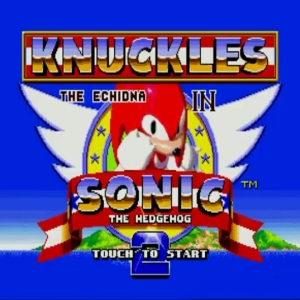 Knuckles the echidna Sonic the Hedgehog 2 Sega genesis Sega mega drive