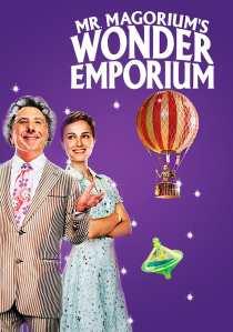 Mr. Magorium's Wonder Emporium movie poster Zach helm Dustin Hoffman Natalie Portman Jason Bateman Zach mills