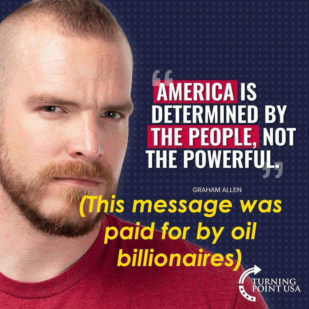 Memes Oil billionaires control the republican party