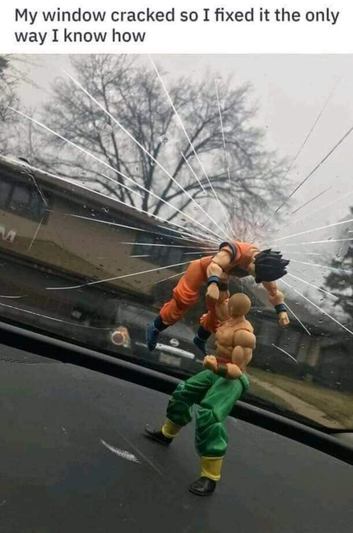 Memes Dragon Ball Z gohan
