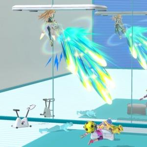 Mythra vs min min super Smash Bros ultimate Nintendo Switch