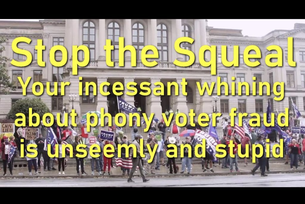 Memes Donald Trump voters stop the squeal