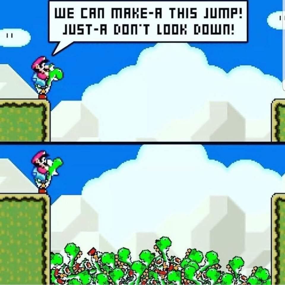 Memes Super Mario world Yoshi
