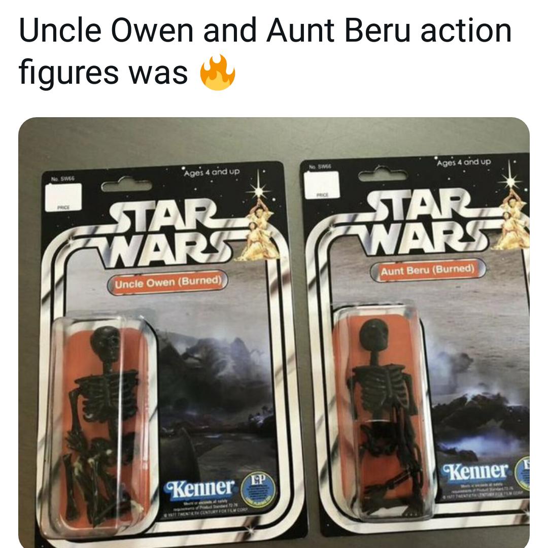 Memes Uncle Owen Star Wars
