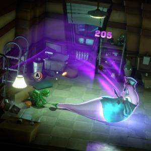 Luigi's Mansion 3 gooigi VS Kruller Nintendo Switch