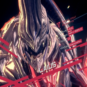 laius astral chain boss Nintendo switch