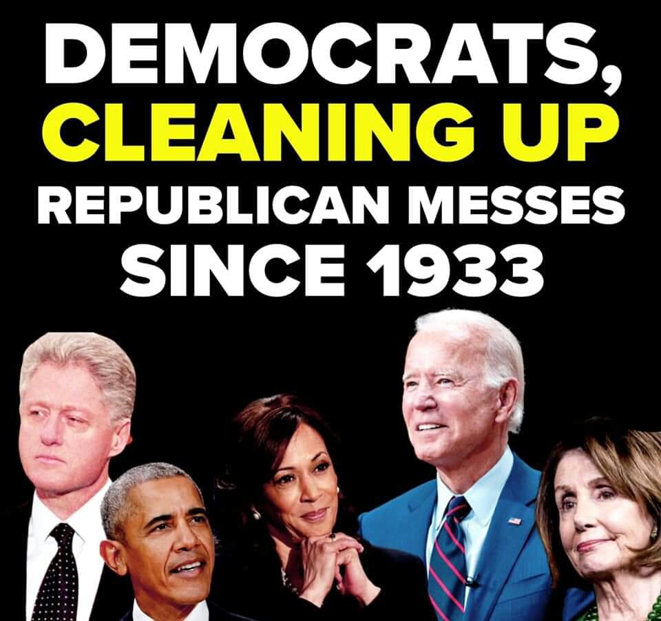 Memes Democrats make better presidents