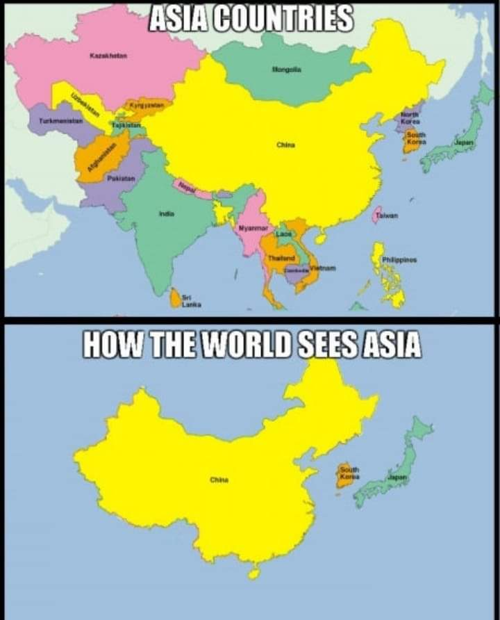 Memes How the world sees Asia