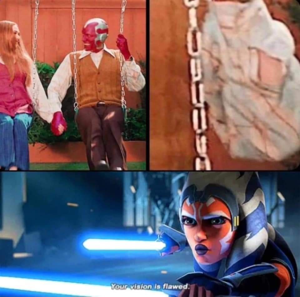 Memes Disney+ WandaVision