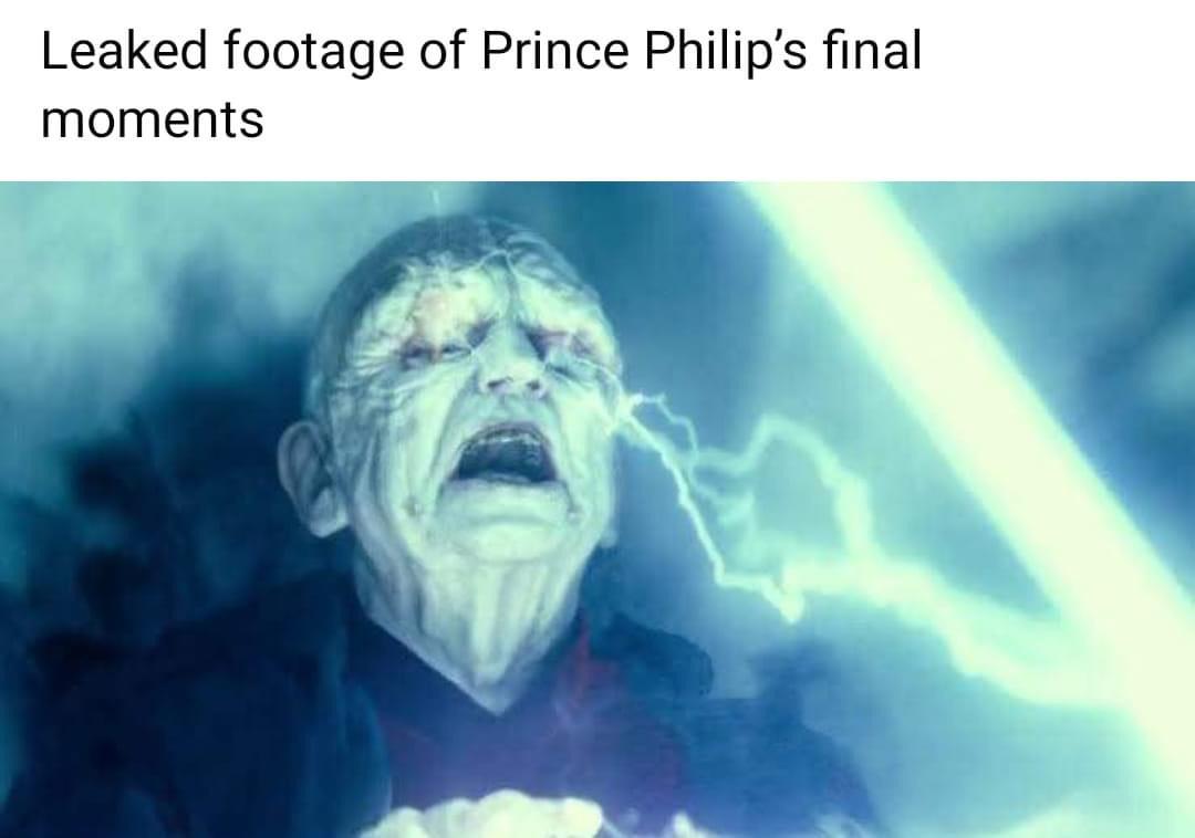 Memes Prince Philip death