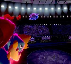 drednaw dynamax form Gordie Gym battle Pokemon Sword Nintendo switch