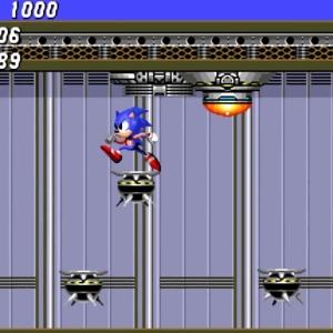 Barrier Eggman vs sonic Sonic the Hedgehog 2 Dr robotnik Sega genesis Sega mega drive
