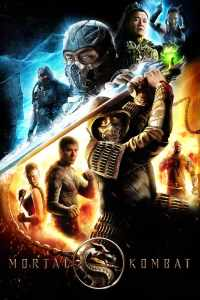 Mortal kombat 2021 movie poster Simon mcquoid