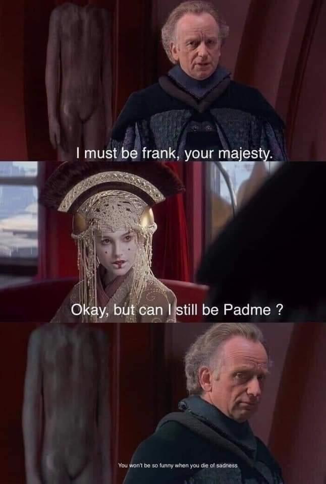 Memes Star Wars the Phantom Menace