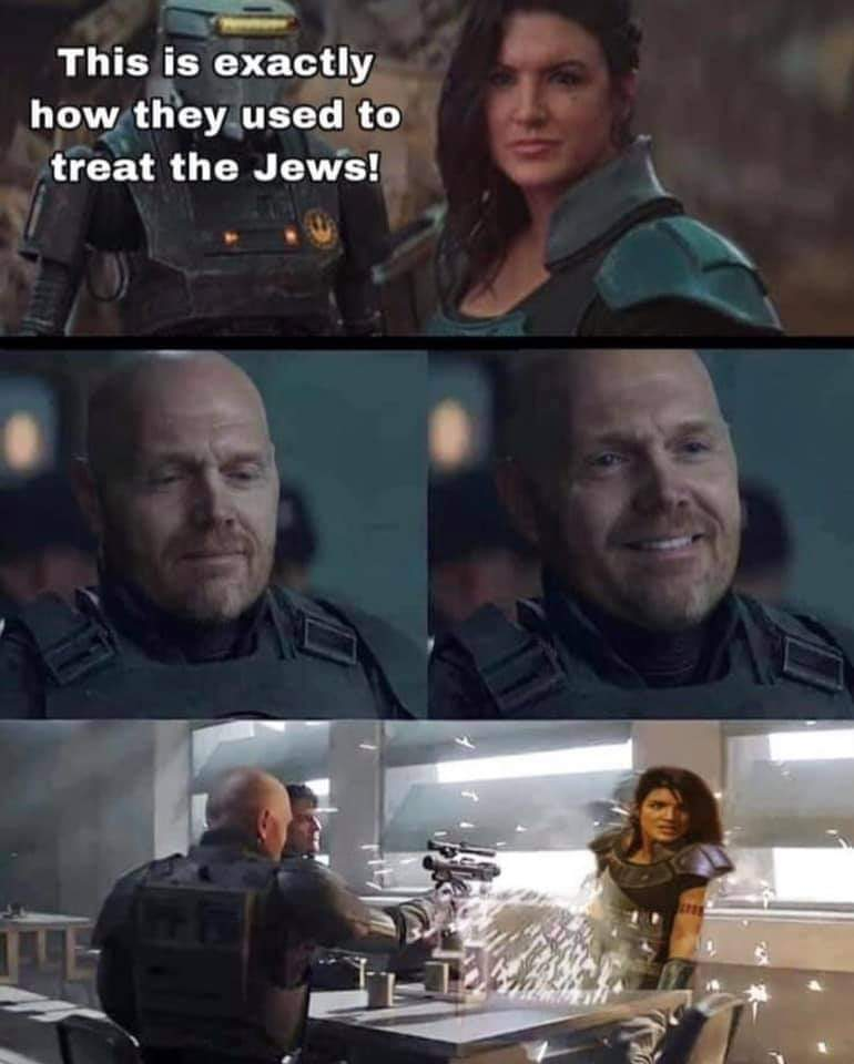 Memes Cara Dune Star Wars the Mandalorian