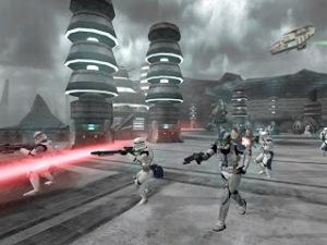 Clone troopers Star Wars: Battlefront II Microsoft Xbox ps2