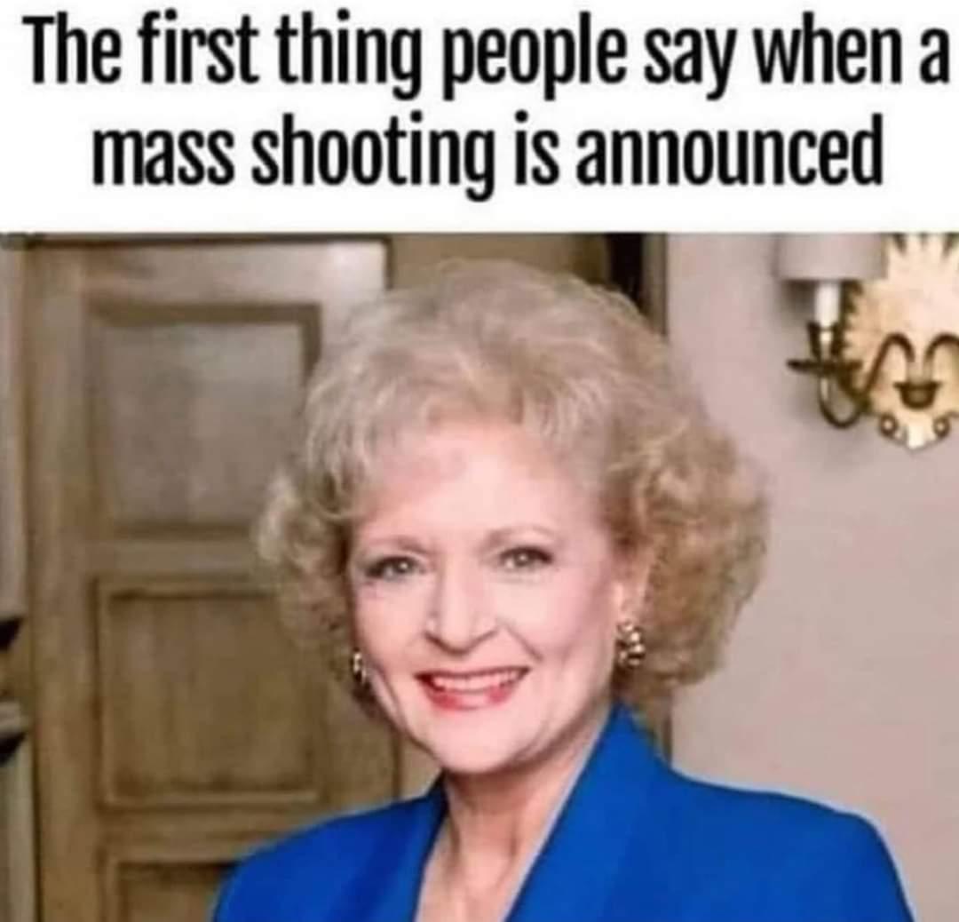 Memes Betty white