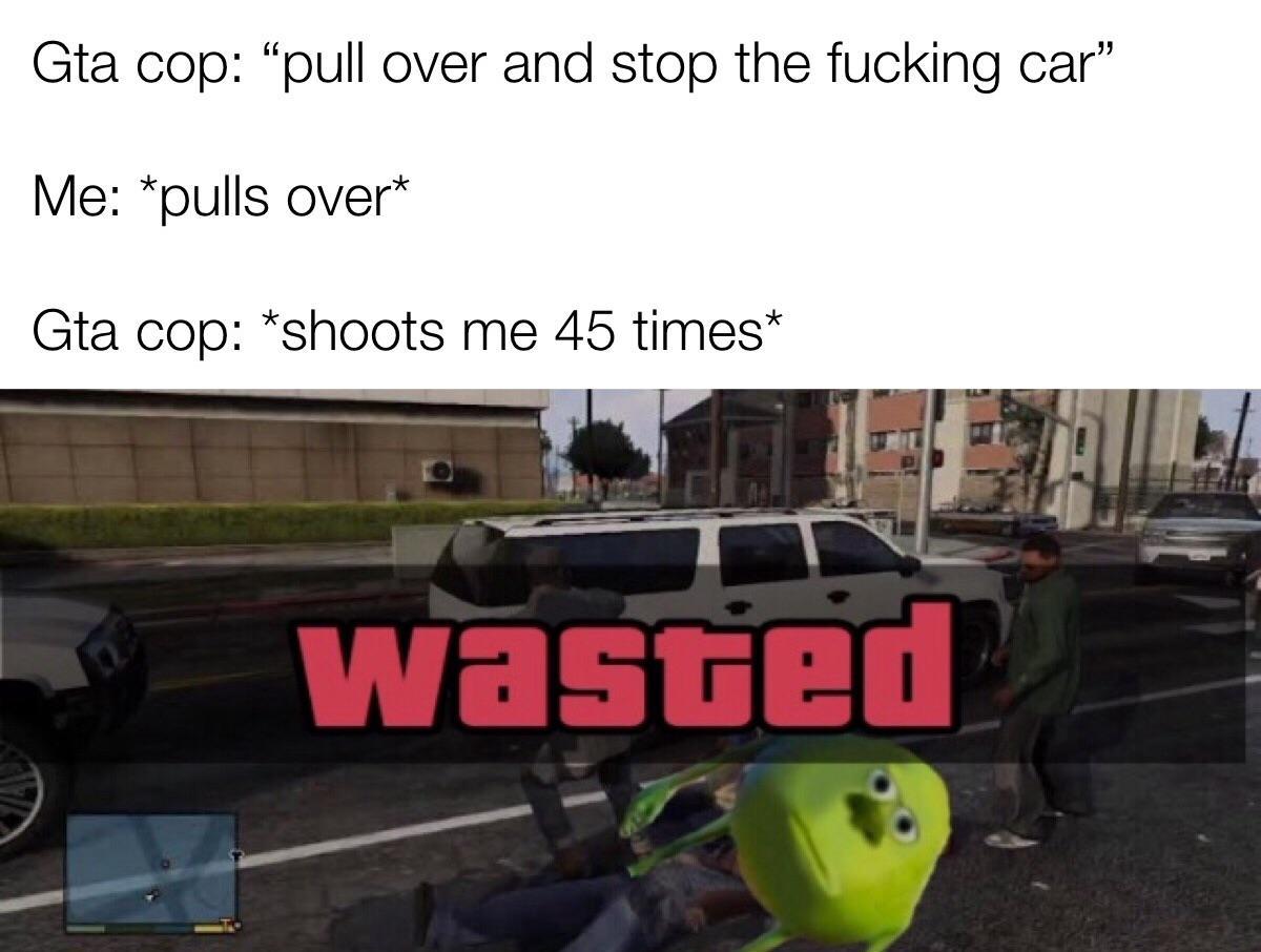 Memes GTA four