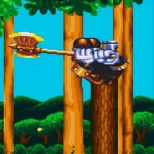 Hei Hou boss Sonic & Knuckles Sega Genesis Sega Mega drive