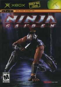 Ninja Gaiden tecmo Microsoft Xbox boxart