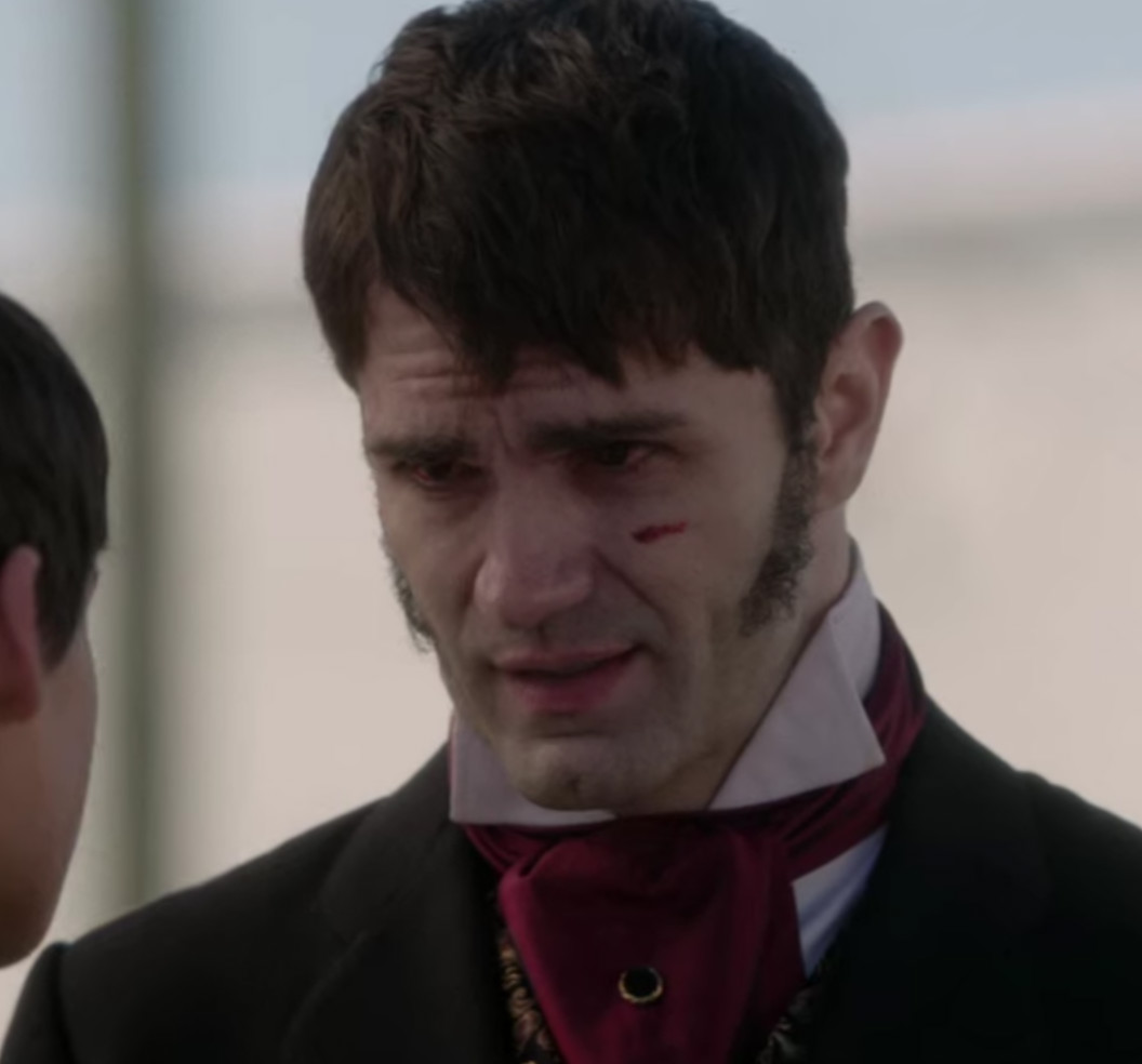 Mr Hyde versus Henry once upon a time ABC Sam witwer