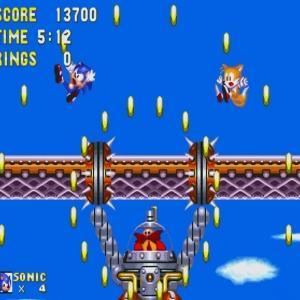 sonic & Knuckles Hang Mobile boss battle Sega Genesis Sega Mega drive