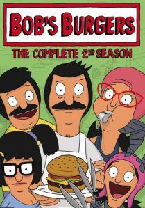 Bob's Burgers season 2 poster fox